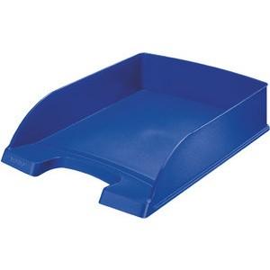 Briefkorb Standard Plus, PS, A4, 255 x 357 x 70 mm, blau