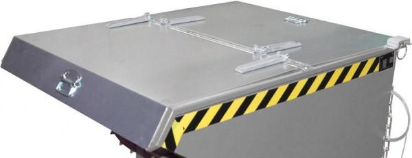 Deckel verzinkt. f. Kippbehälter EXPO 1700