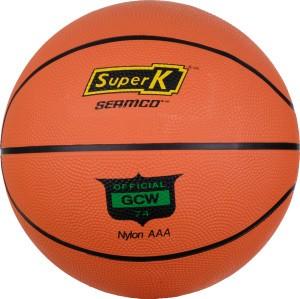 "Seamco® Basketball ""Super K"" Super K74"