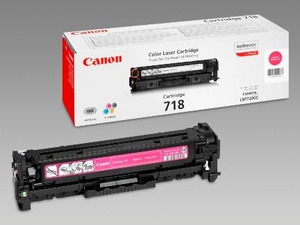 Canon Cartridge EP-718 mag.