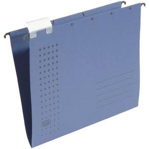 Hängemappe chic, Karton (RC), 230g/m², A4, dunkelblau