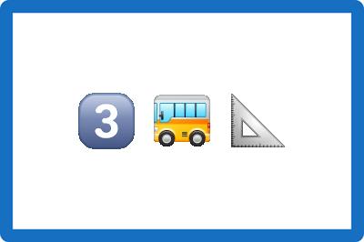 Tribuswinkel-emoji