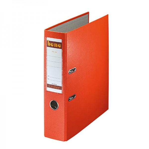 Bene Ordner 291400 OR DIN A4 80mm PP orange