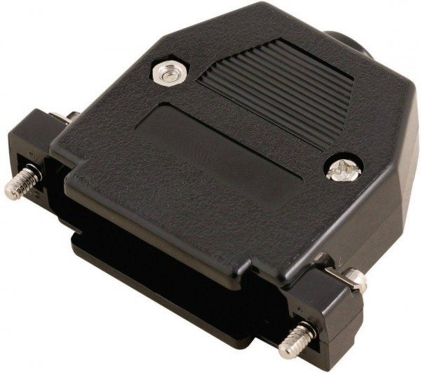 D-SUB Gehäuse Polzahl: 15 Kunststoff 180 ° Schwarz MH Connectors 2360-0102-