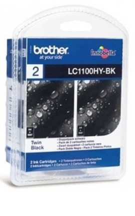 Brother Ink black HY 1x2