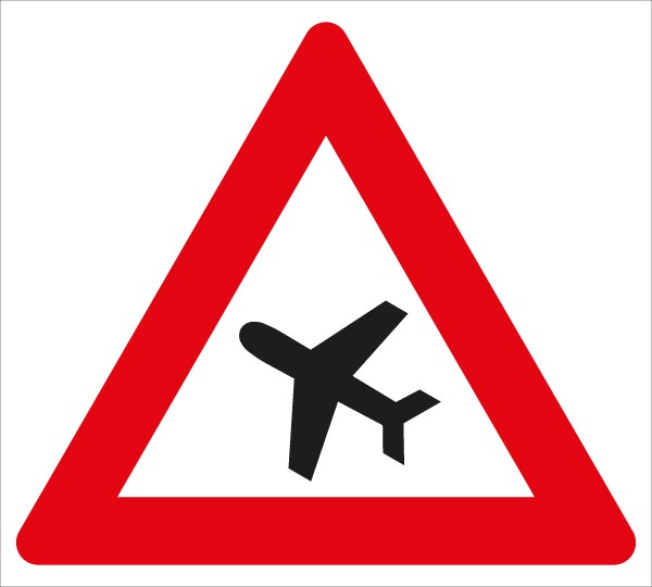 §50/10c Flugbetrieb