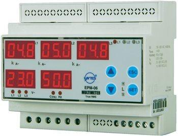 ENTES EPM-06CS-DIN Programmierbares 3-P