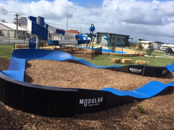 Modular Pumptrack - Advanced
