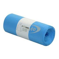 Alufix Abfallsack 80l blau
