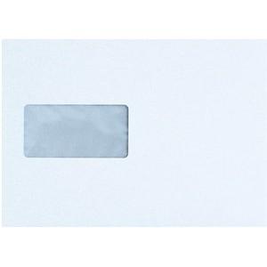 Briefumschlag, mit Fenster, hk, C5, 229x162mm, 80g/m², weiß