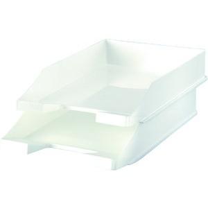 Briefkorb KLASSIK, PS, C4, 255 x 348 x 65 mm, weiß