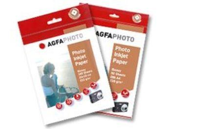 AgfaPhoto Inkjet Photo Paper 10x15 1x100
