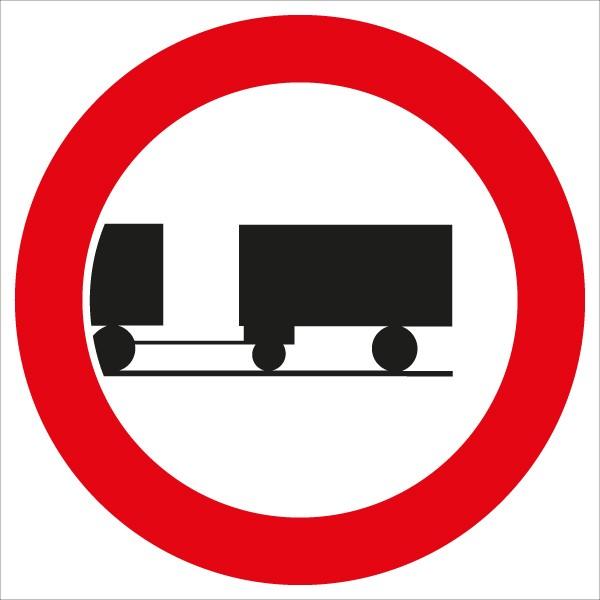 §52/7b Fahrverbot für LKW mit Anhängern