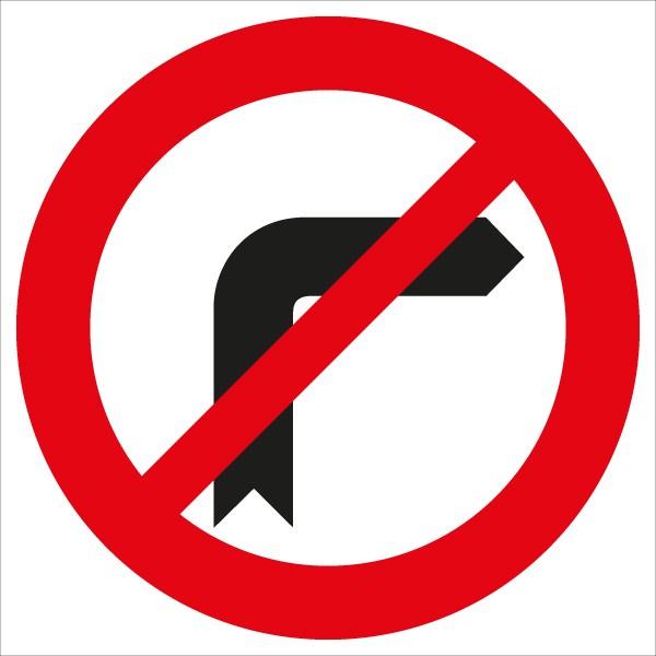 §52/3b Einbiegen nach rechts verboten