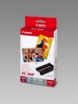 Canon Color Ink + Papier Set 1x36