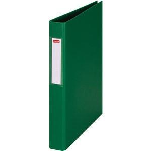 Ringbuch, A4, 2-R-Reißmech., Ring-Ø: 25mm, grün