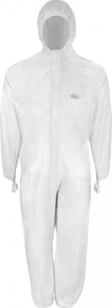 Overall CoverStar, Gr.2XL, weiß