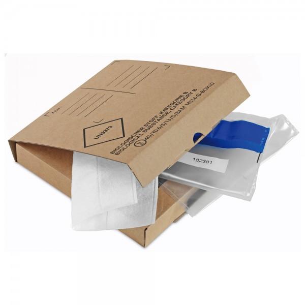 Dönges Verpackung für biologische Stoffe