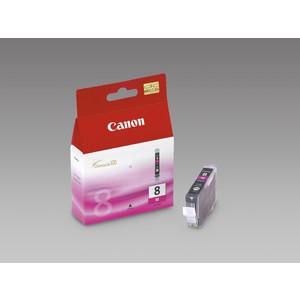 Tintenpatrone, CLI-8M, original, magenta, 13 ml