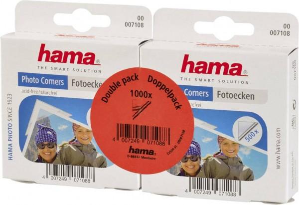 Hama Fotoecken-Spender 2er Set 00007108 1000 St.