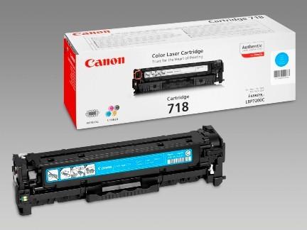 Canon Cartridge EP-718 cyan