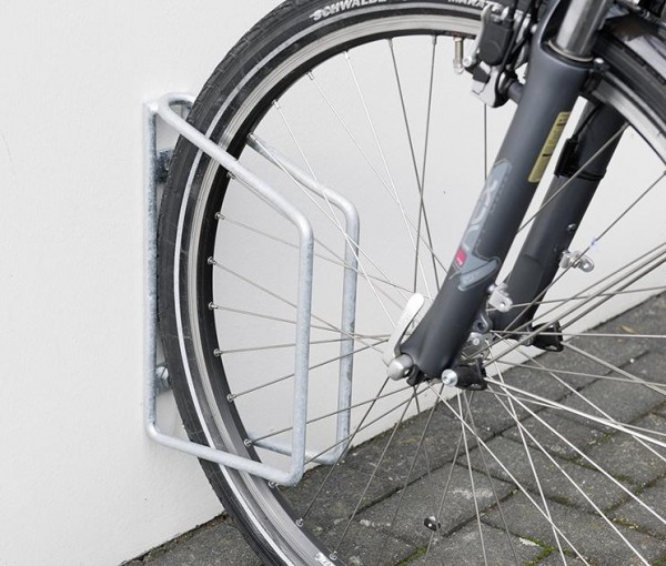 Fahrrad-Klemmbügel 90G,vzk.,Wandm