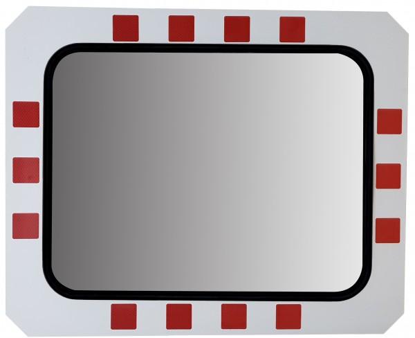 Edelstahl Verkehrsspiegel LITE PLUS