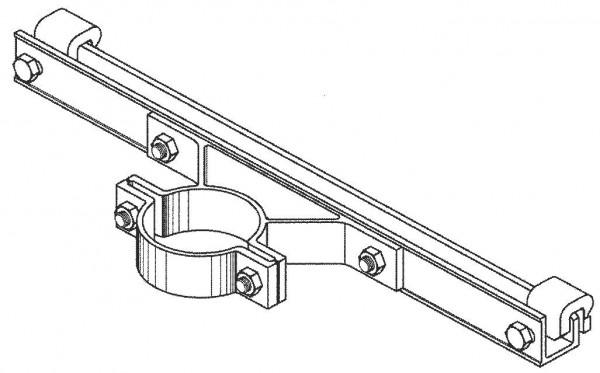 Einseitige Befestigung / Typ VKC/60