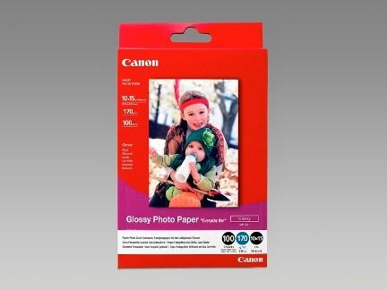 Canon Glossy Photo Paper 10x15cm 1x100