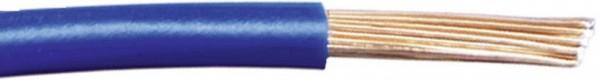 Leoni 76783021K000 Fahrzeugleitung FLRY-A 1 x 0.50 mm² Schwarz Meterware