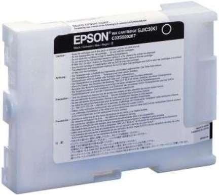 Epson Ink black SJIC3K