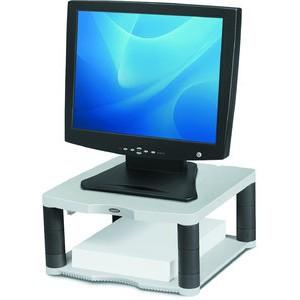 Monitorständer Premium, 5f.höhenverst., Tragf.: 36 kg, grau