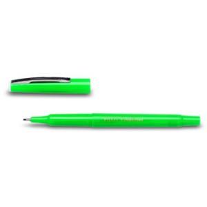 Fineliner SW-PPF, 0,4 mm, Schaft: in Schreibfarbe, Schreibf.: grün