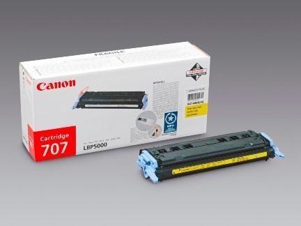 Canon Cartridge LBP5000 yell. EP-707