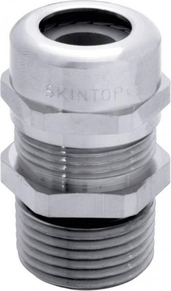 """LappKabel SKINTOP® MSR-NPT 3/8'' Kabelverschraubung 3/8"""" Messing Messing"""