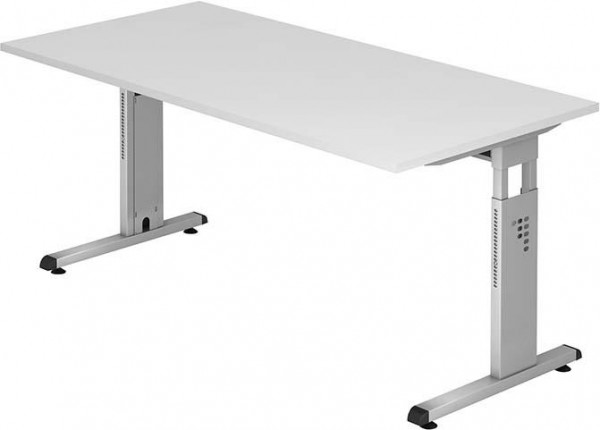 Schreibtisch Weiß 160x80x72 cm