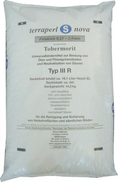 Ölbindemittel Terraperl SNova-Feinkorn-34L Sack