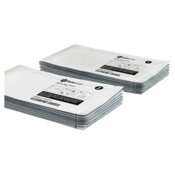 SAFESCAN Reinigungskarte 136-0546 für Geldscheinzähler 2x10 St./Pack.