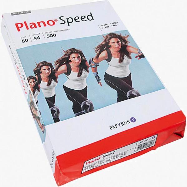 """PALETTE Kopierpapier Papyrus """"Plano Speed"""", DIN A4, 80g/m², 200 Packungen"""