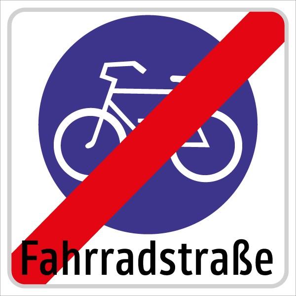 §53/29a Fahrradstraße ENDE