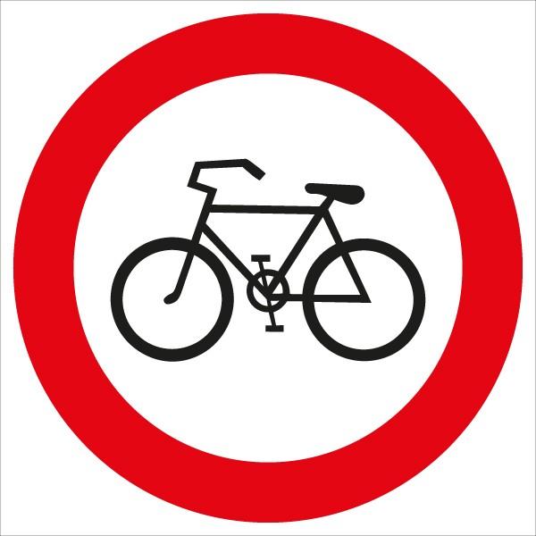 §52/8c Fahrverbot für Fahrräder