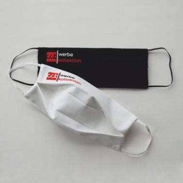Mund- und Nasenschutzmaske aus Baumwolle