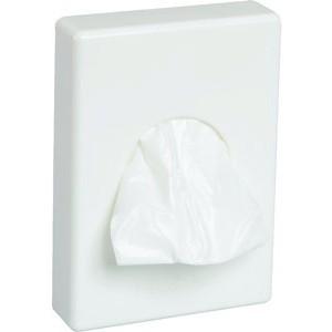 Hygienebeutel UNIVERSAL®, Nachfüllbox, HDPE, weiß