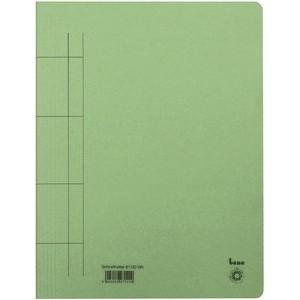 Schnellhefter, Karton (RC), 1/1 Vorderdeckel, A4, grün
