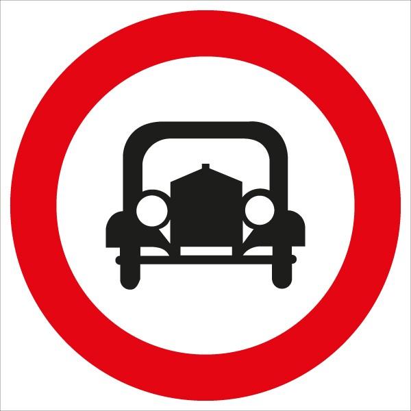 §52/6a Fahrverbot für alle mehrspurigen KFZ