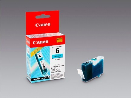 Canon Ink photo-cyan