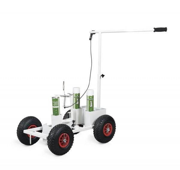 Soppec Tracing Sport Markierwagen für Badeplätze