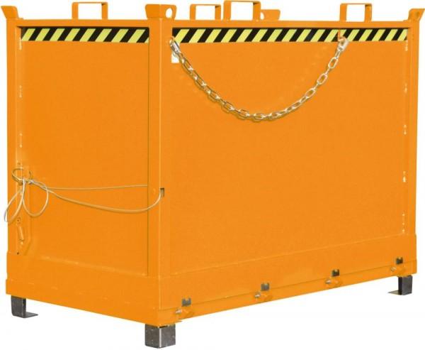 Klappbodenbehälter FB 2000 l