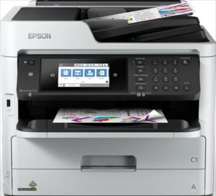 Epson Workforce Pro Inkjet Farb-Drucker 4in1