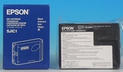 Epson Ink black